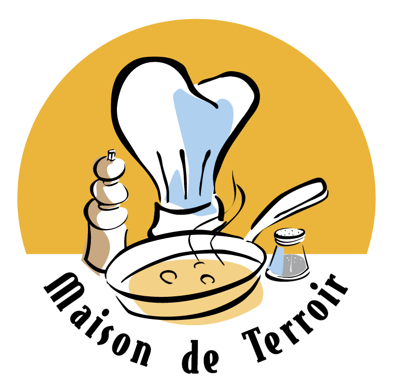 Maison de Terroir vector