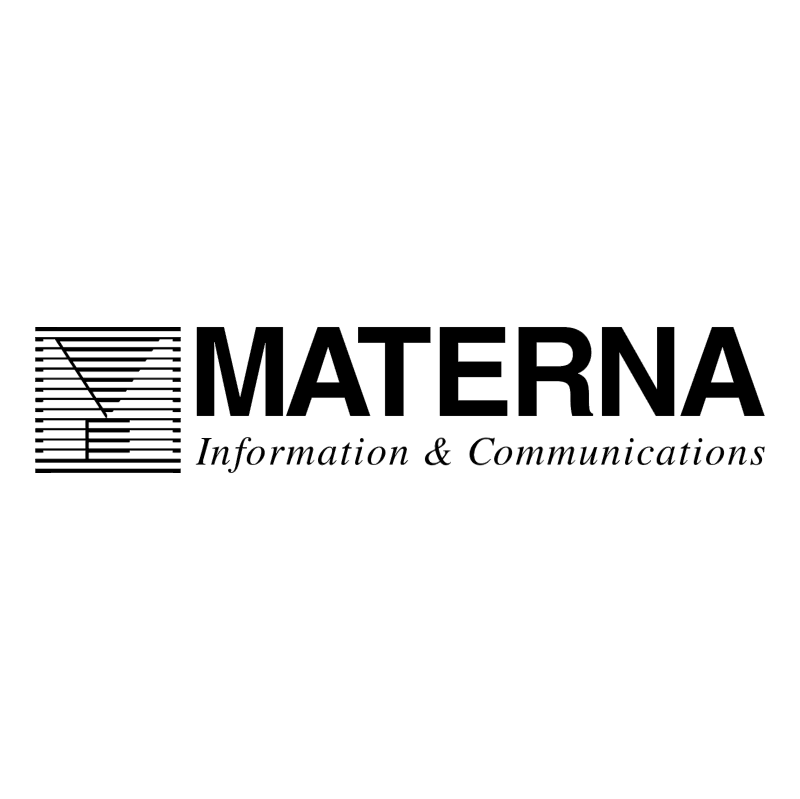 Materna Information & Communications vector
