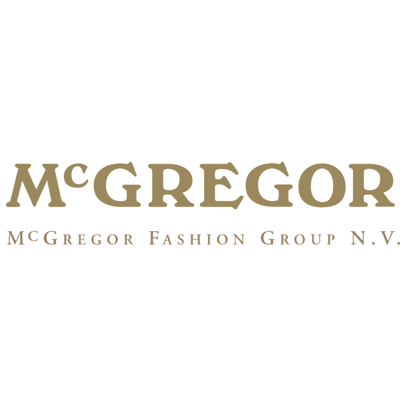 McGregor vector logo