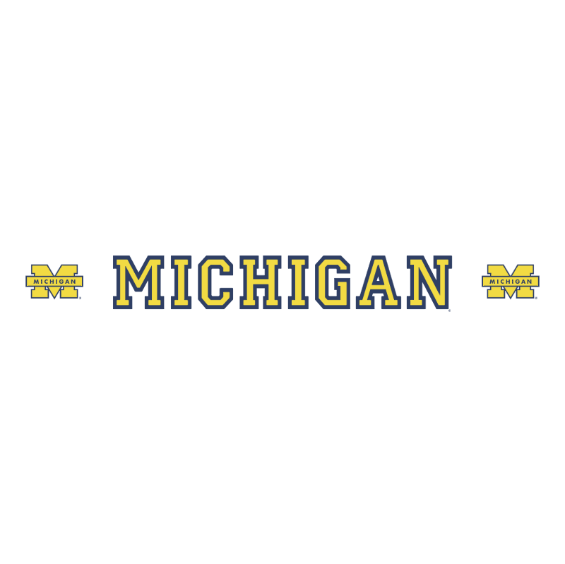 Michigan Wolverines vector