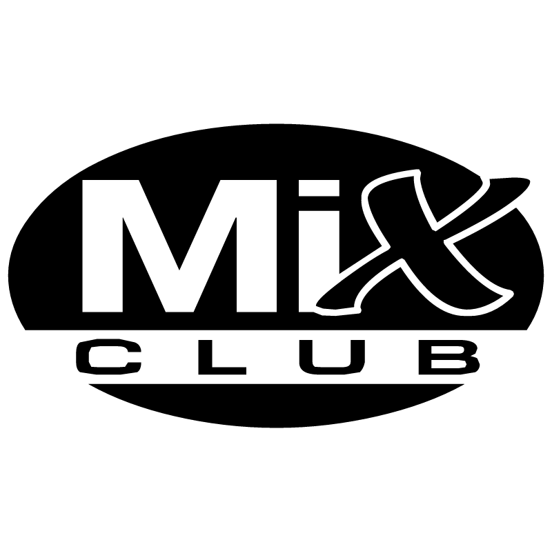 Mix Club vector