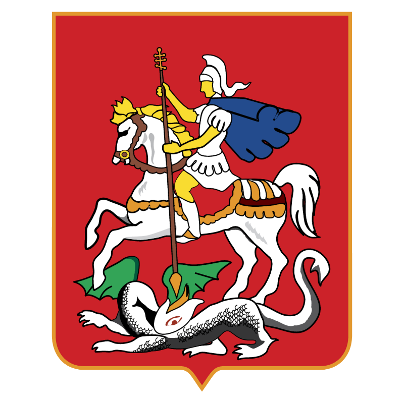 Moscow Region vector