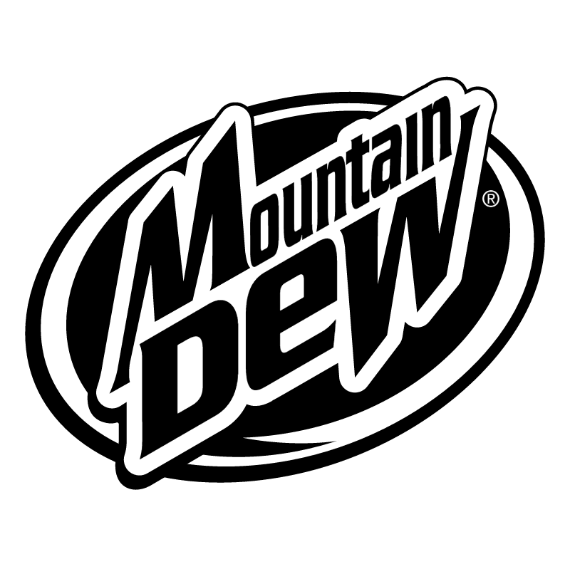 Mountain Dew vector