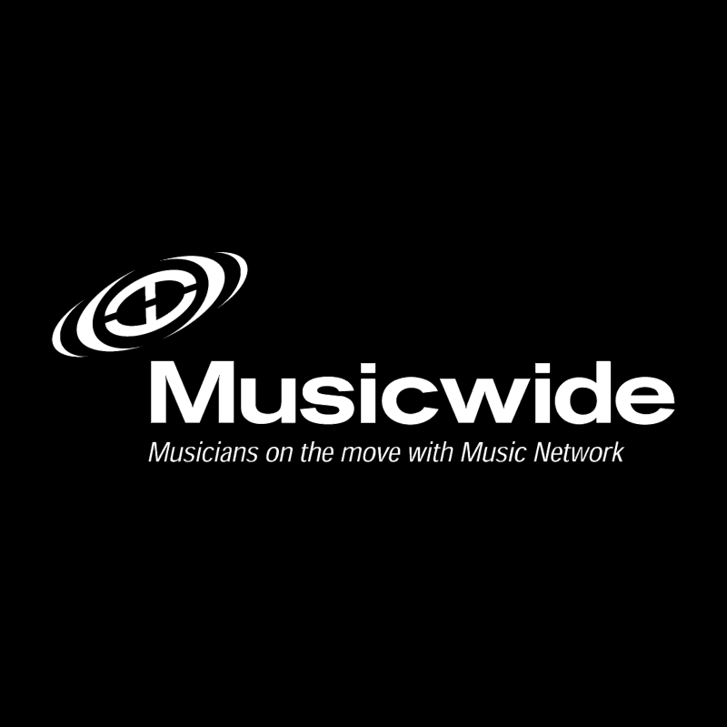 Musicwide vector