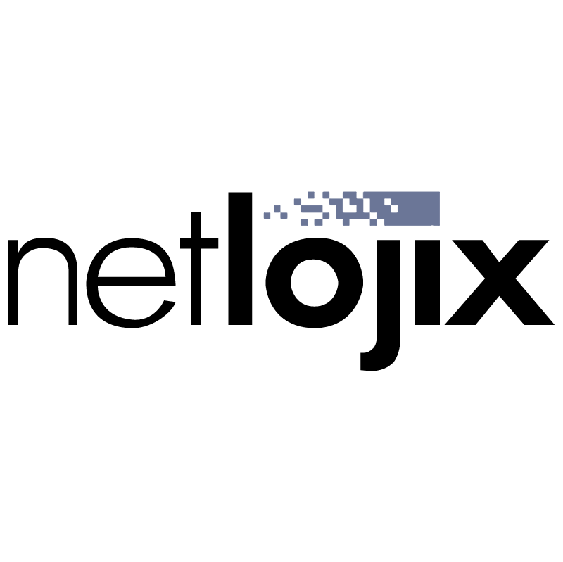 Netlojix Communications vector logo