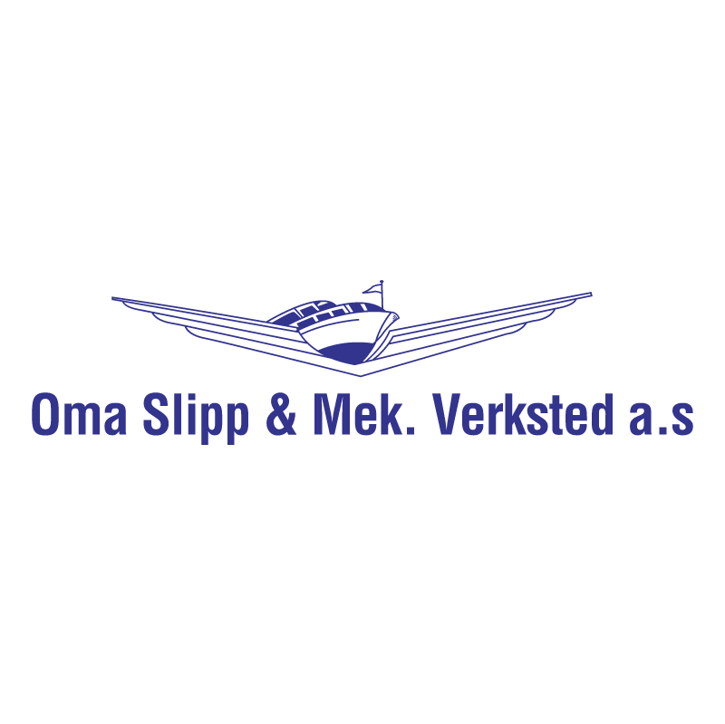 Oma Slipp & Mek Verksted AS vector