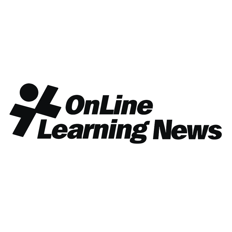 OnLine Learning News vector logo