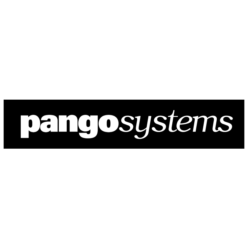 Pango Systems vector logo