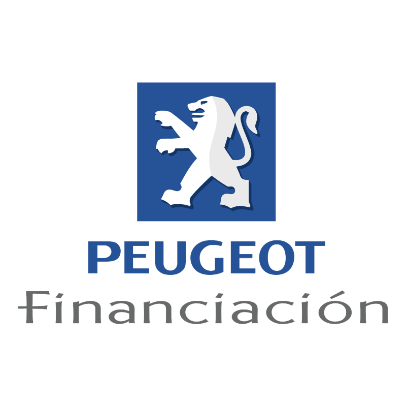 Peugeot Financiacion vector