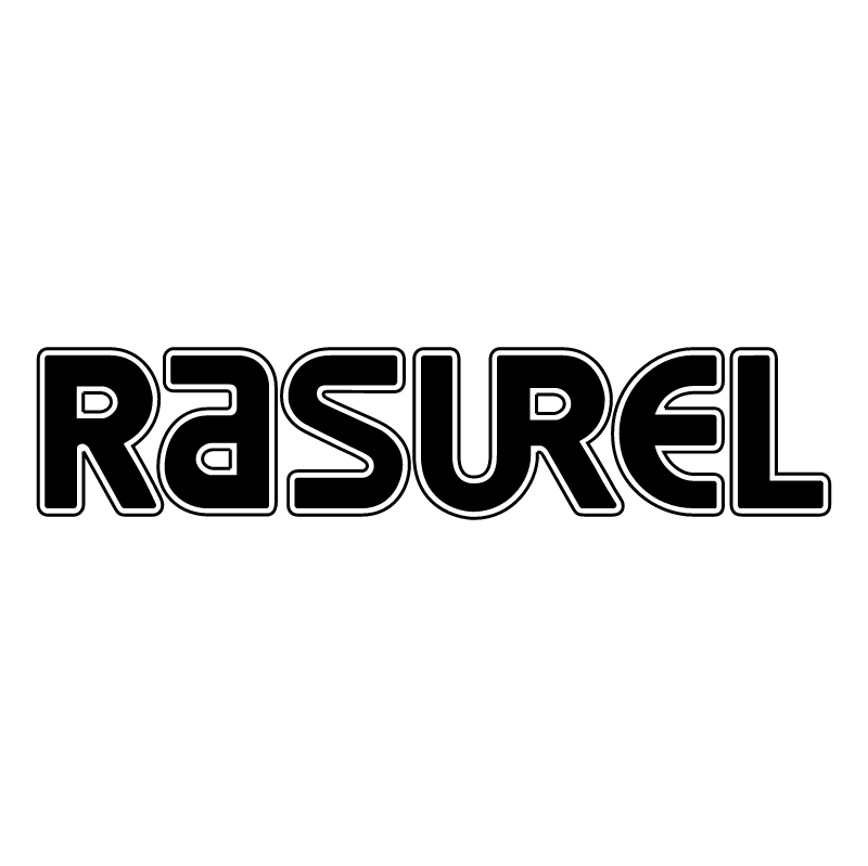 Rasurel vector logo