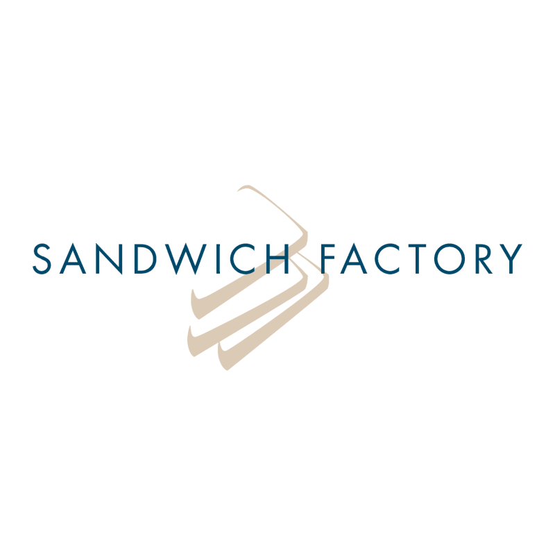 Sandwich Factory vector logo