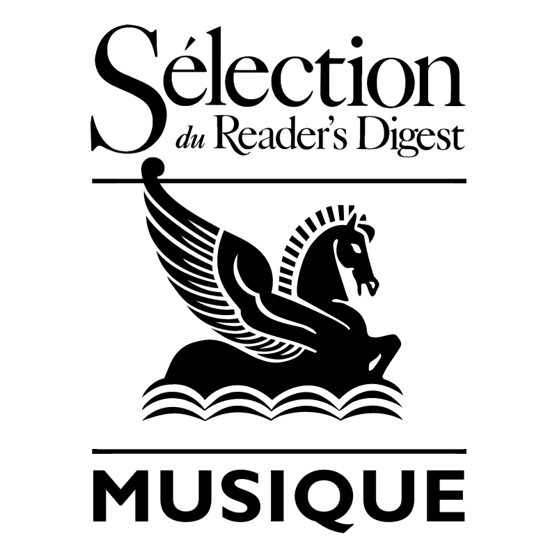 Selection du Reader's Digest Musique vector