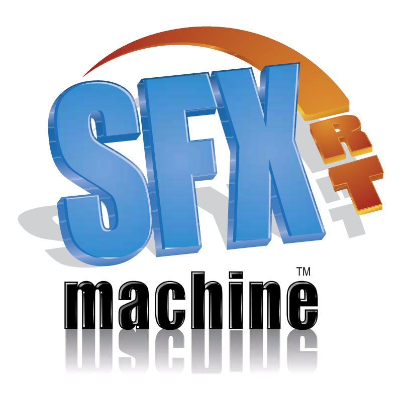 SFX Machine RT vector