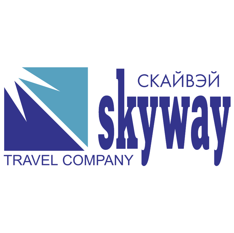 Skyway vector logo