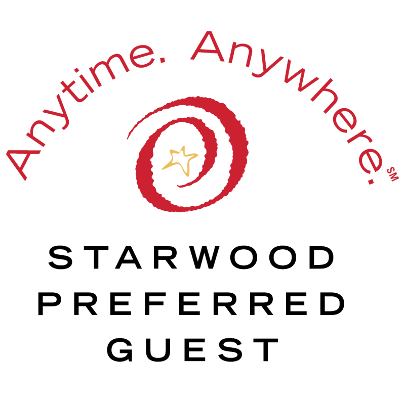 Starwood Preferred Guest vector