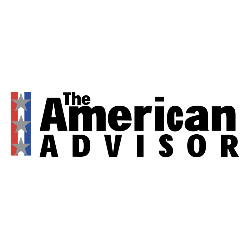 The American Advisor vector