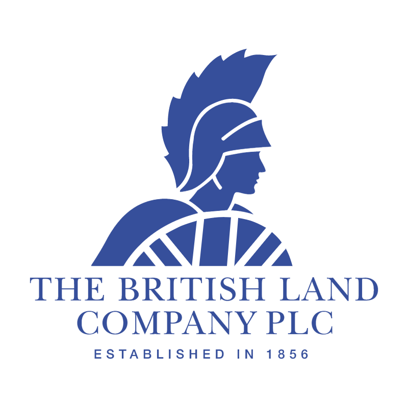 The British Land Company vector logo