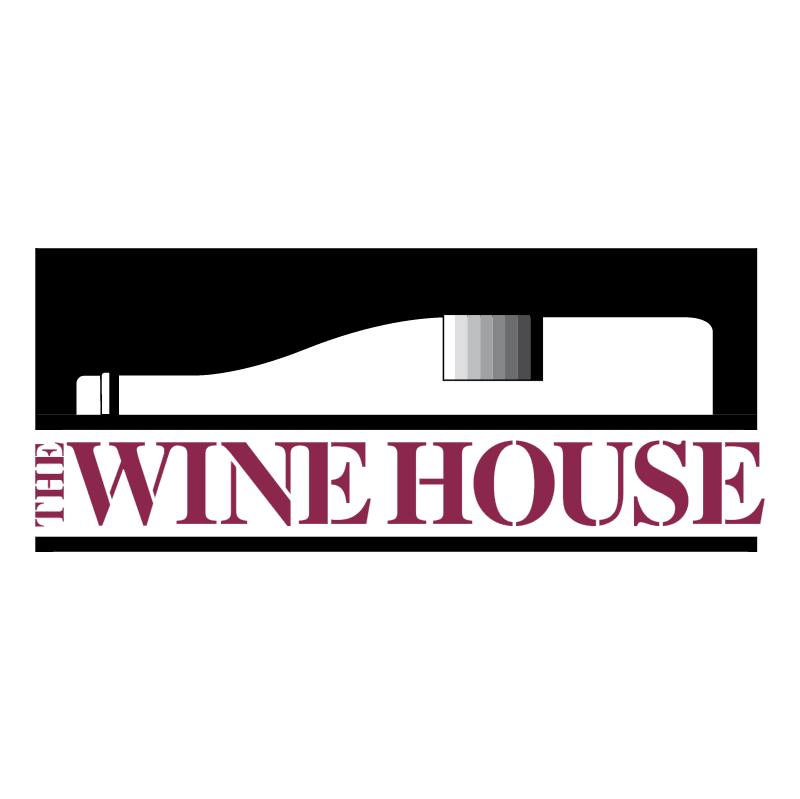 The Wine House vector