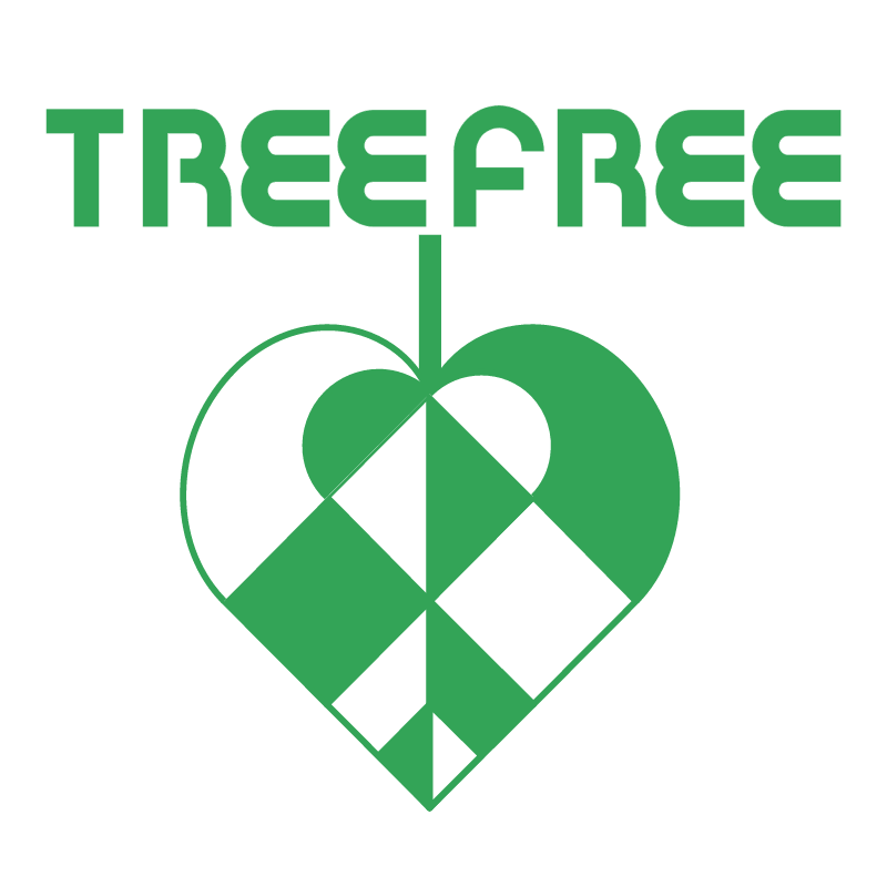 TreeFree vector logo