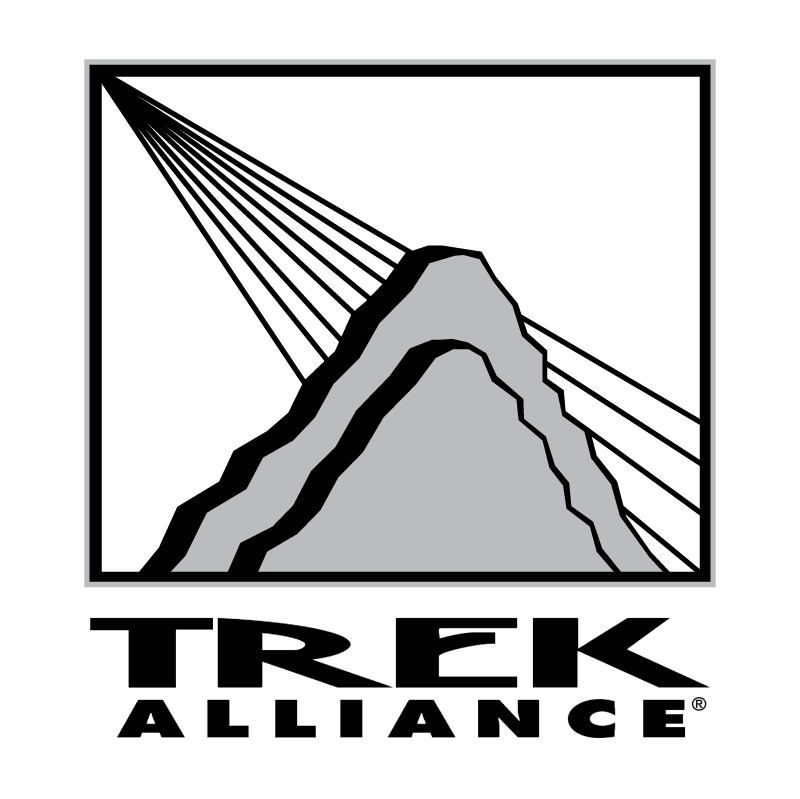 Trek Alliance vector