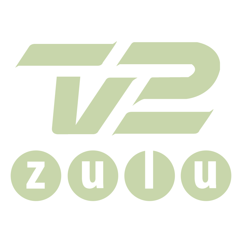 TV 2 Zulu vector