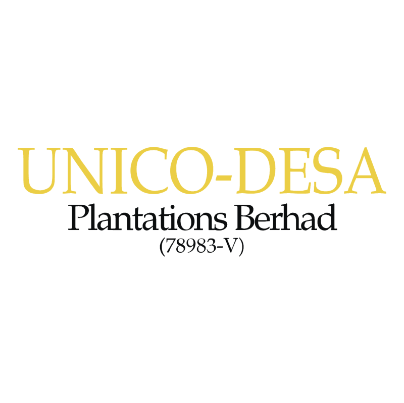 Unico Desa Plantations vector