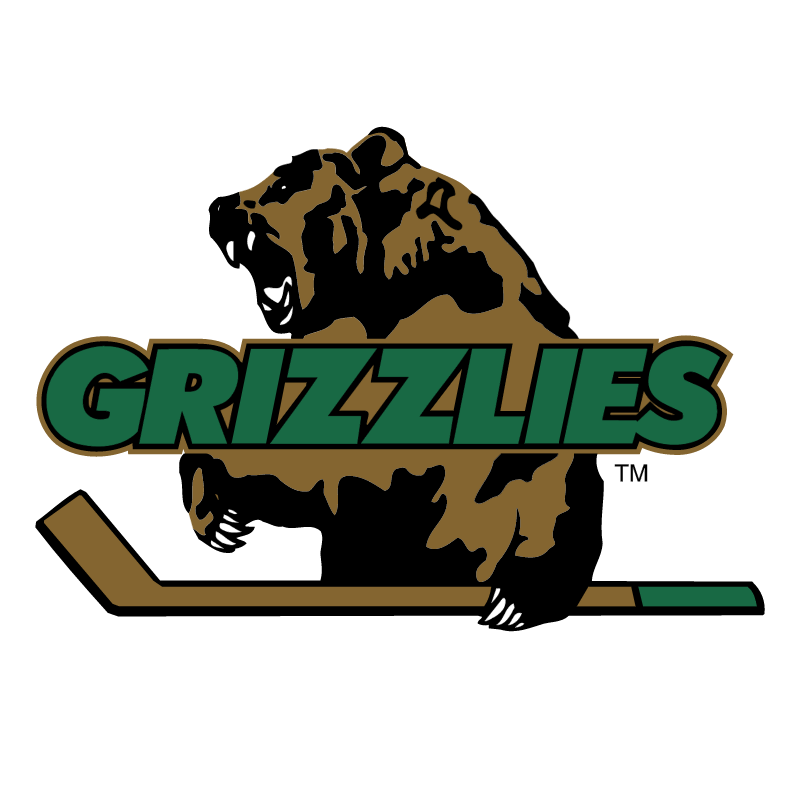 Utah Grizzlies vector