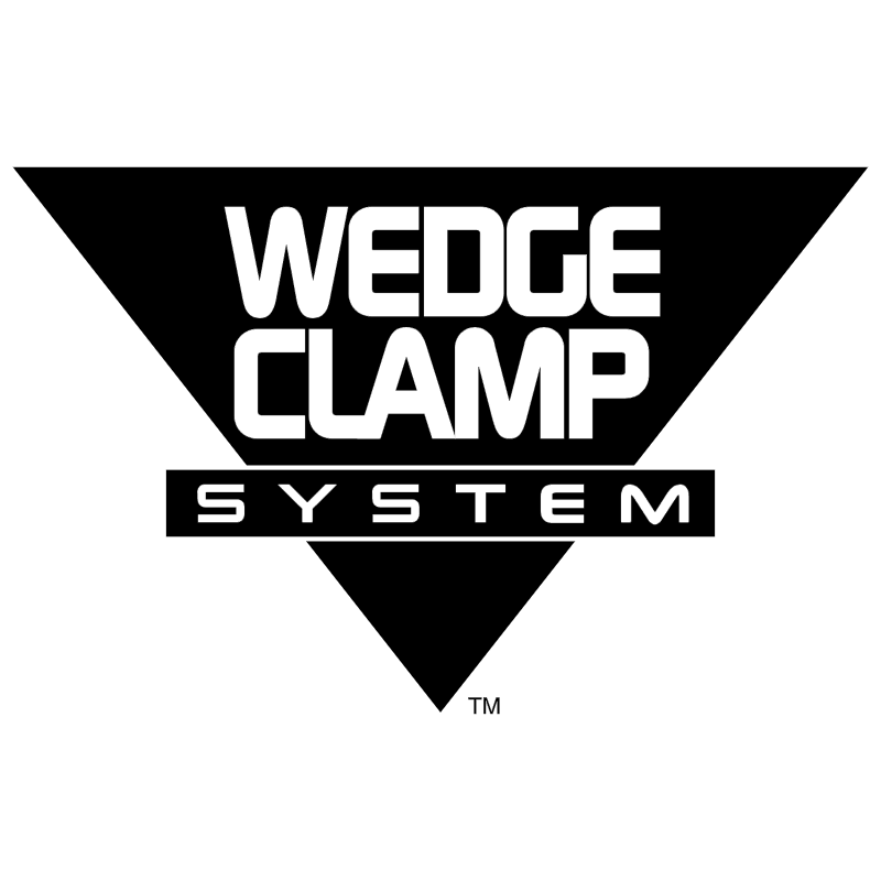 Wedge Clamp System vector