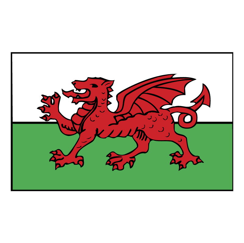 Welsh vector
