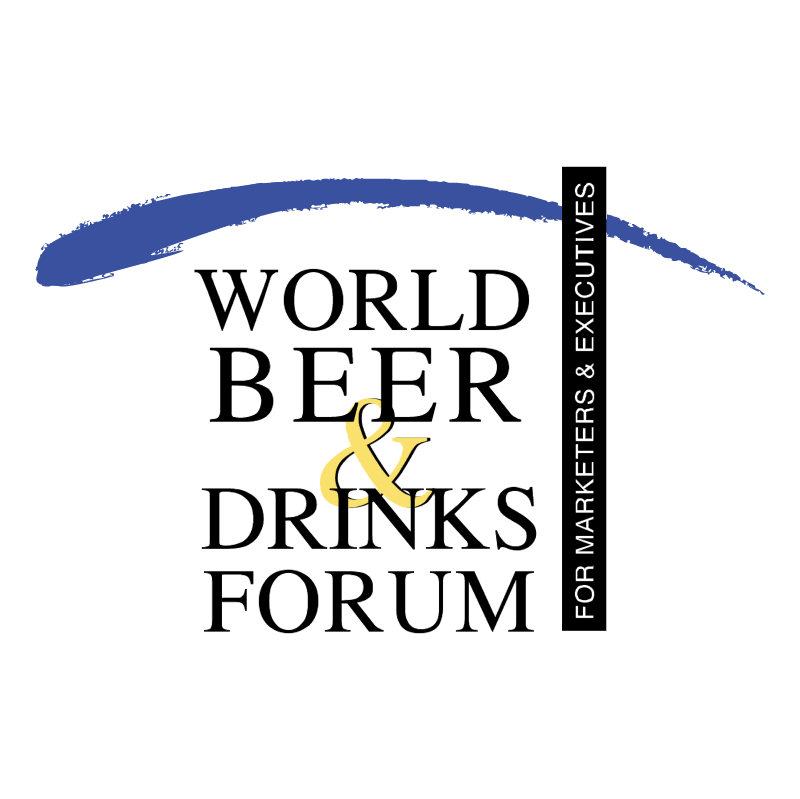 World Beer & Drinks Forum vector logo