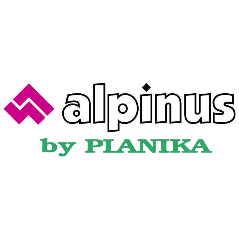 Alpinus by Planika 14944 vector logo