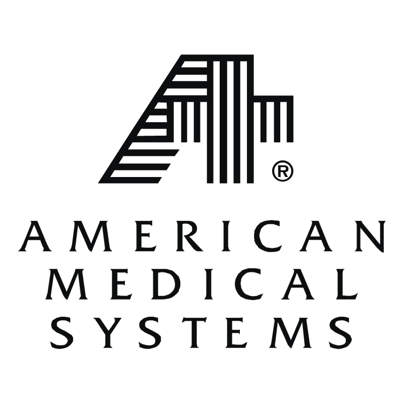 American Medical Systems vector logo