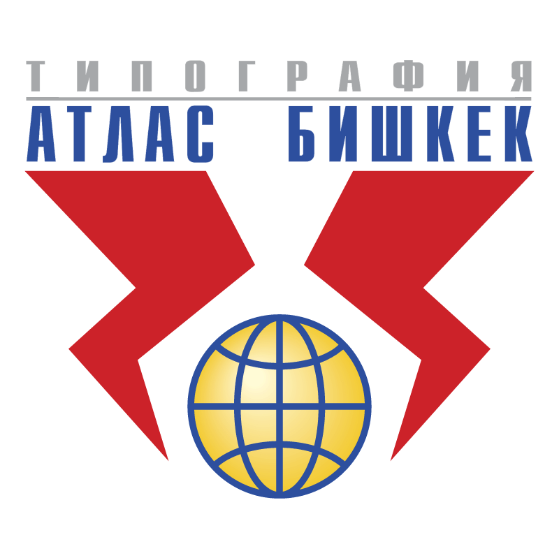 Atlas Bishkek vector