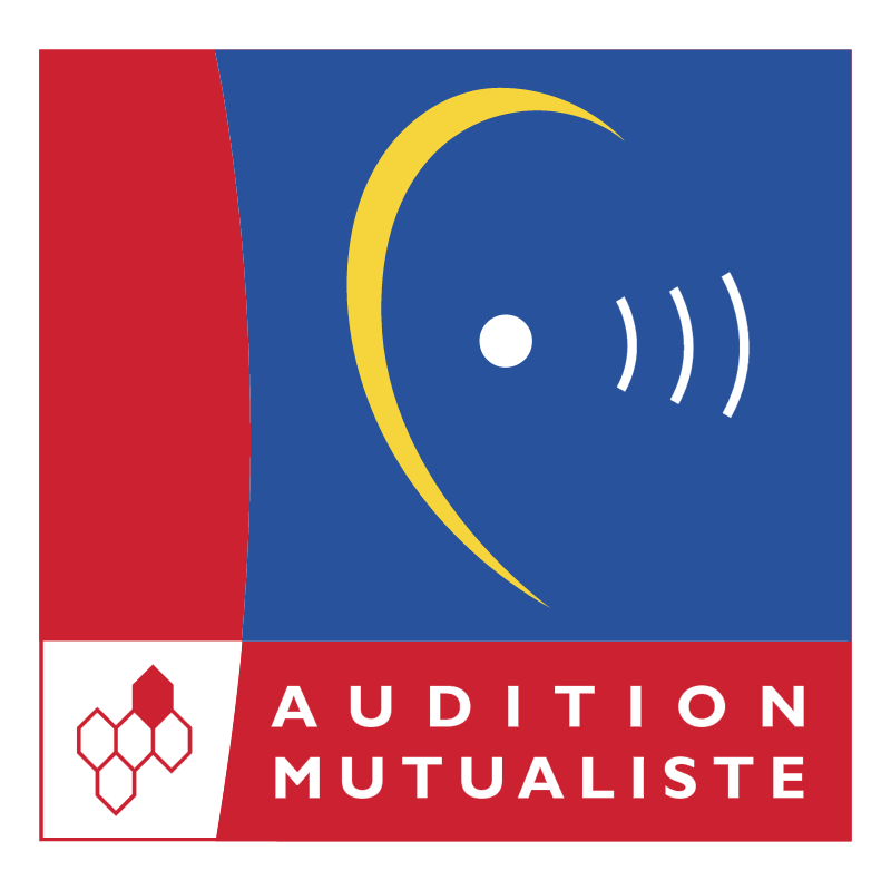 Audition Mutualiste 64061 vector logo