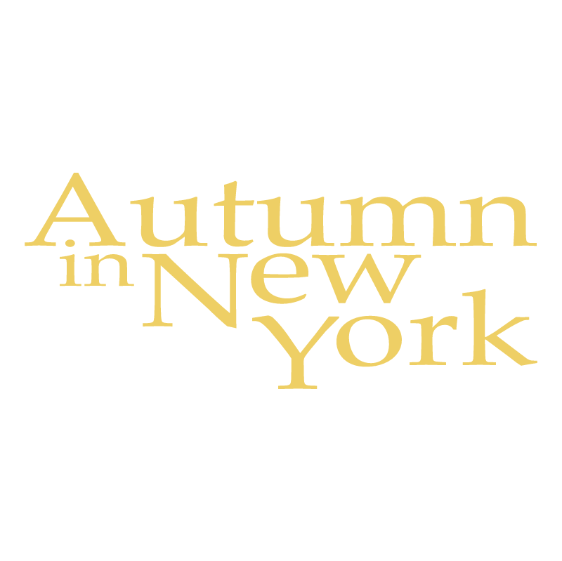 Authumn in New York vector