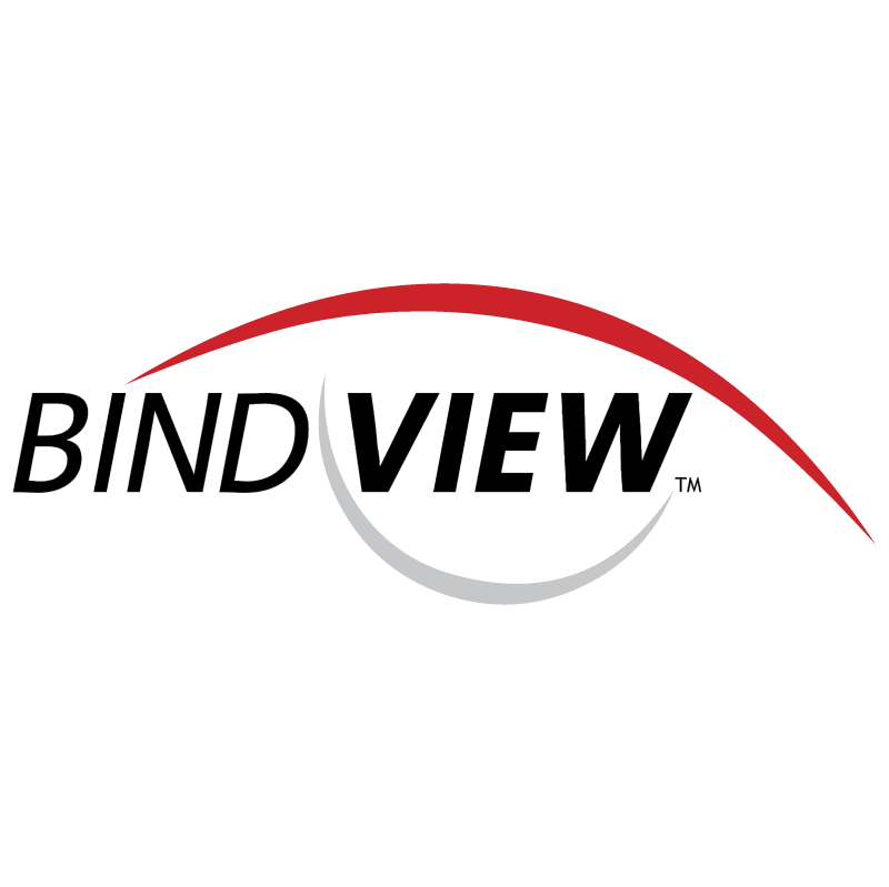 BindView 24532 vector logo