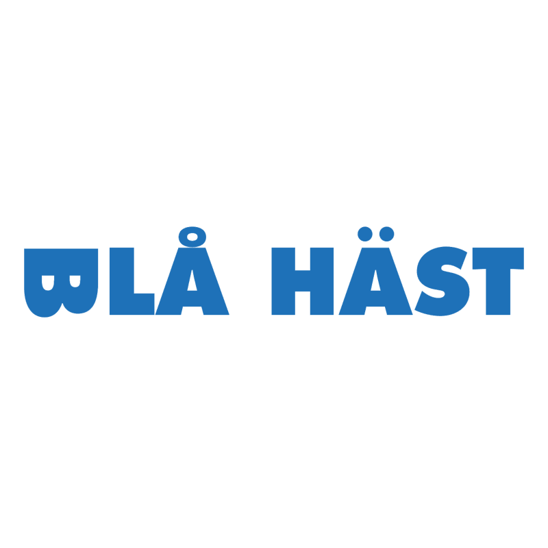 Bla Hast vector logo