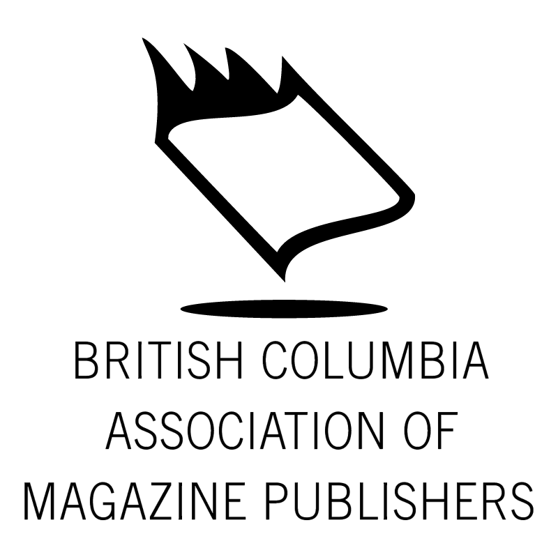 British Columbia Association of Magazine Publishers 69798 vector