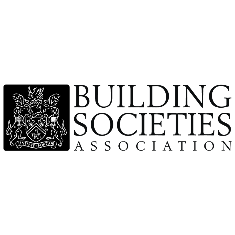 Building Societies Association vector