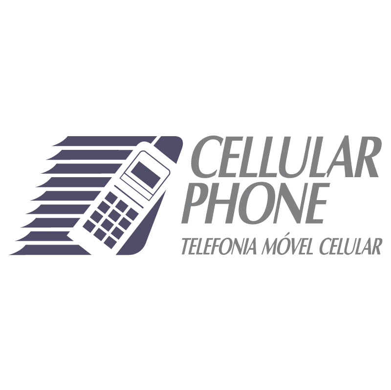 Cellular Phone 1134 vector