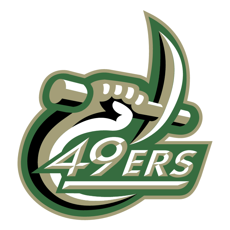 Charlotte 49ers vector