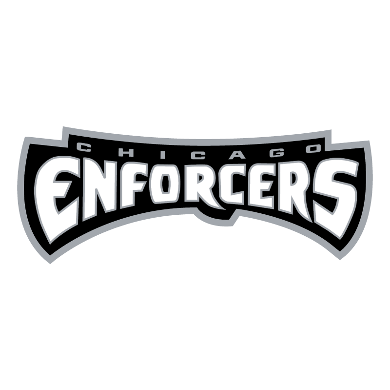 Chicago Enforcers vector