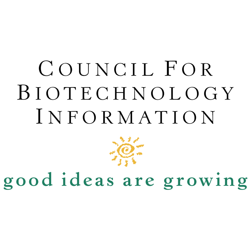 Council for Biotechnology Information vector logo