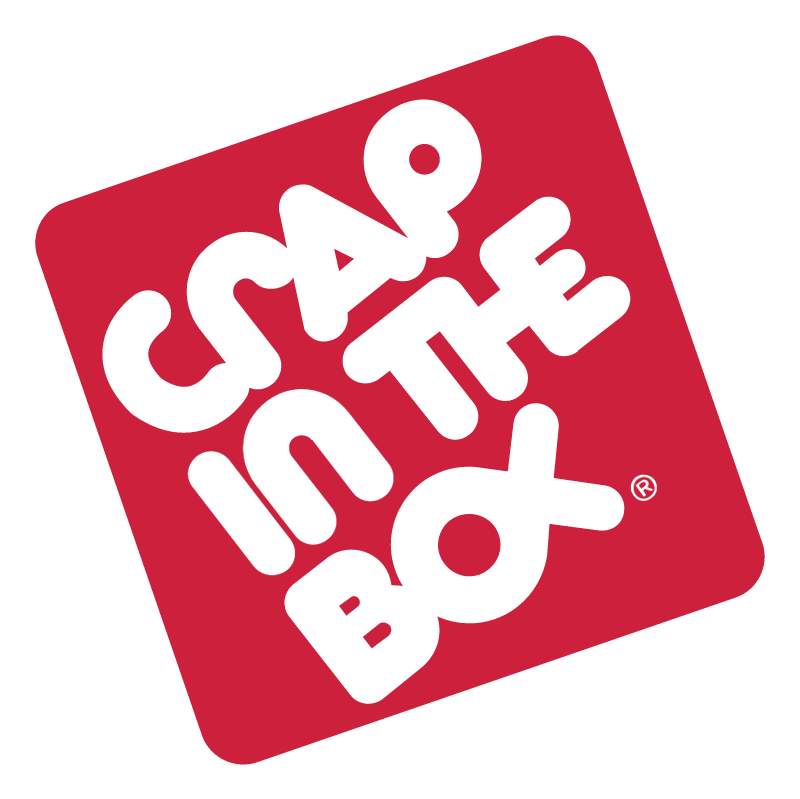 Crap In The Box vector