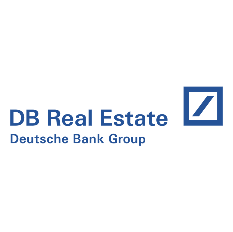 DB Real Estate vector logo