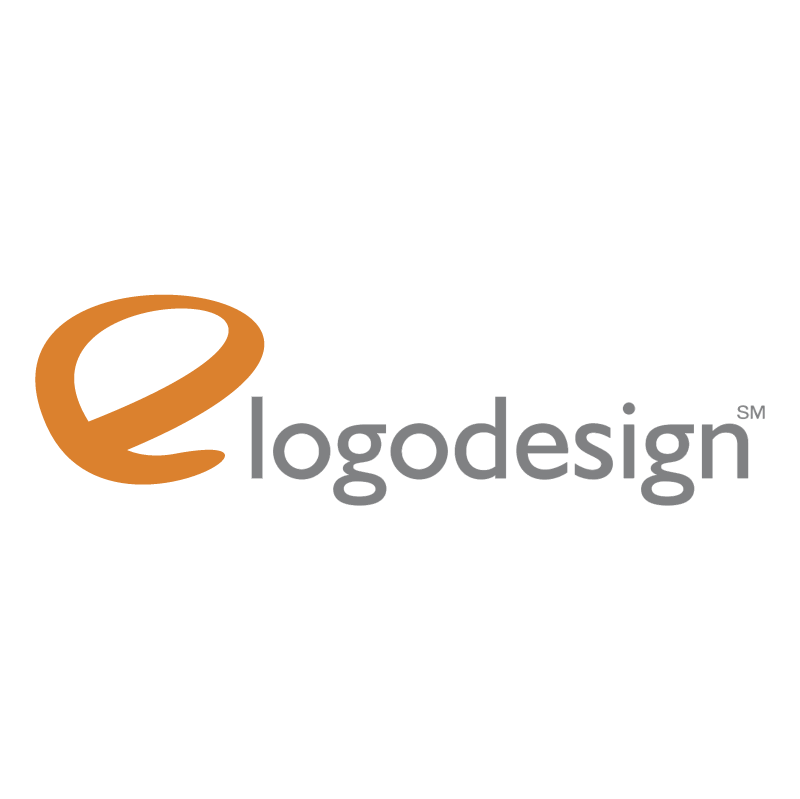E Logo Design vector