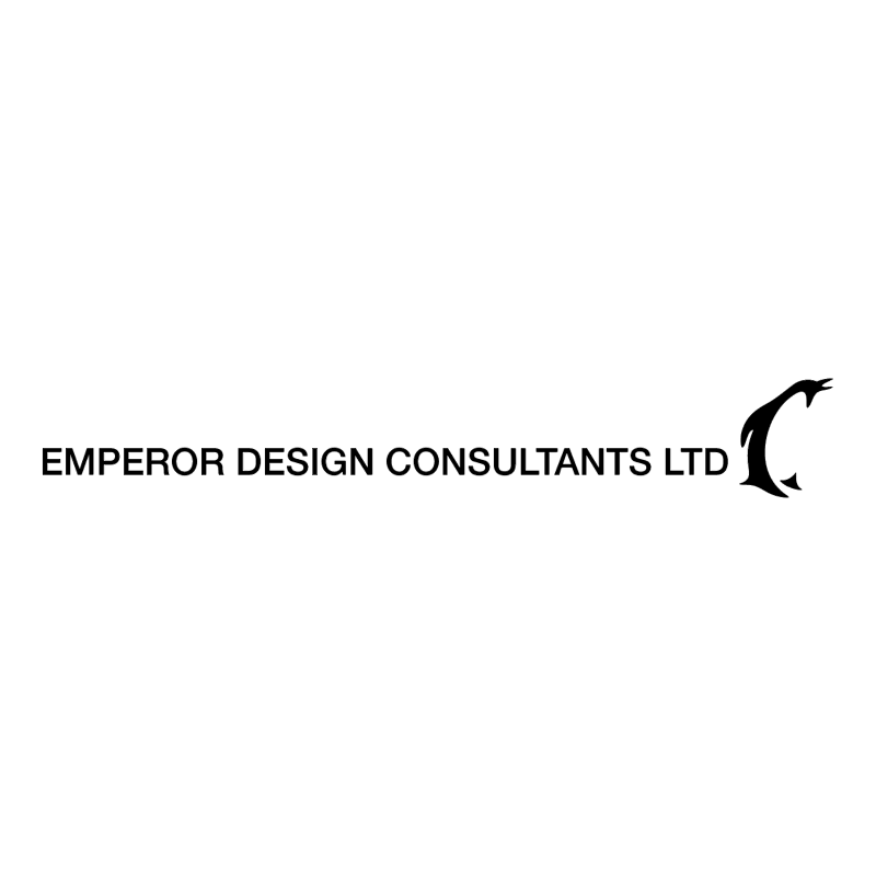 Emperor Design Consultants vector logo