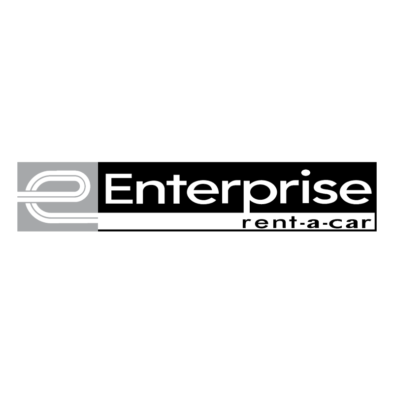 Enterprise Rent A Car vector logo