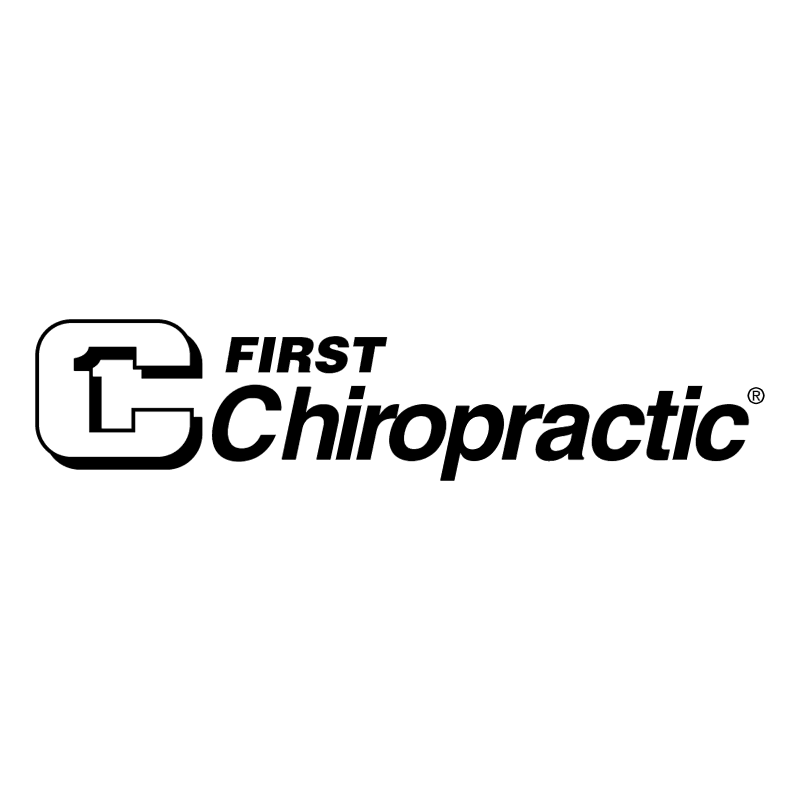 First Chiropractic vector