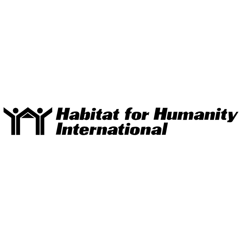 Habitat for Humanity International vector logo